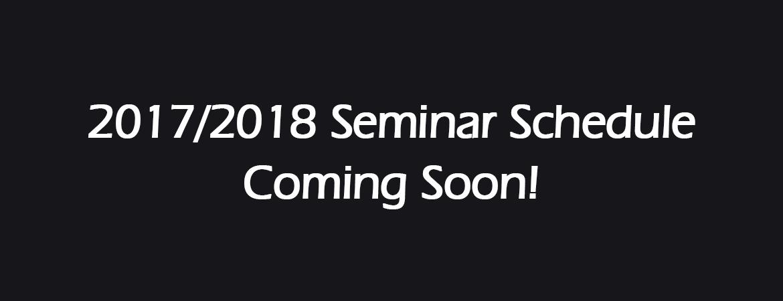 2017-seminar-schedule-coming-soon
