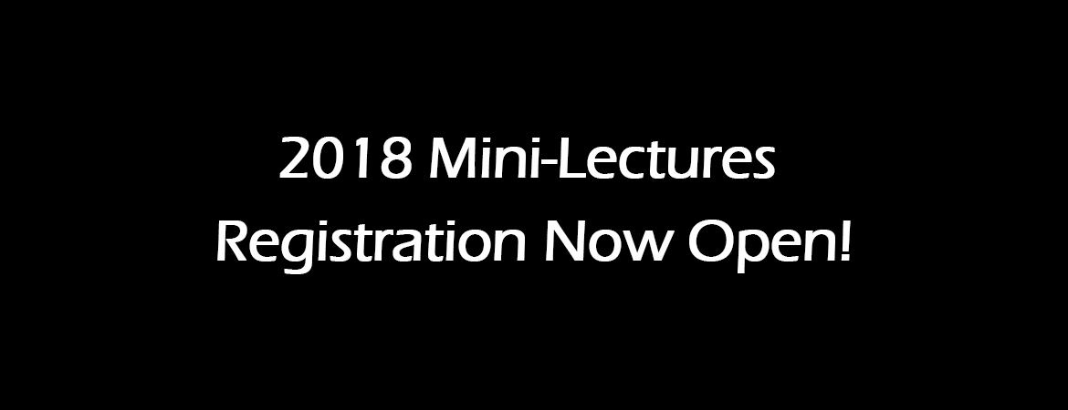 2018-mini-lectures-banner