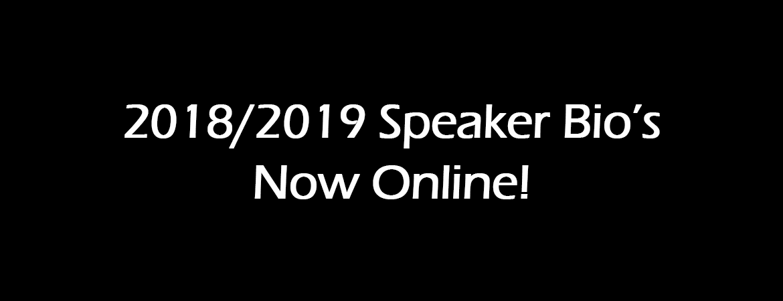 2018-2019-speaker-bios