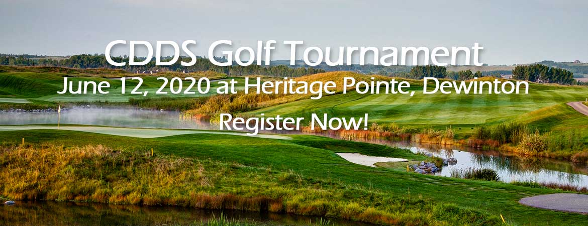 2020 CDDS Golf Tournament at Heritage Point