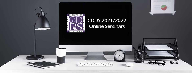 CDDS 2021-2022 Online Seminars